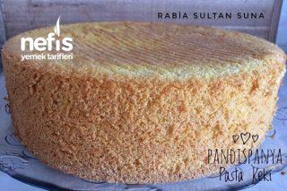 Pasta Kek (Pandispanya) Püf Noktaları İle Tarifi