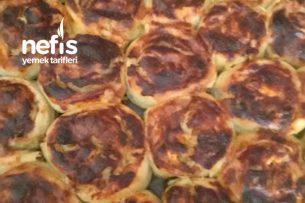 Peynirli Marullu Börek Tarifi