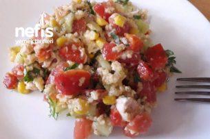 Sağlıklı Besleyici Salatam Tarifi