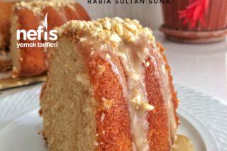 Tahinli Fıstıklı Kek Tarifi