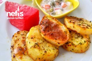 Fırında Patates (Hazırlaması Kolay Lezzeti Olay) Tarifi