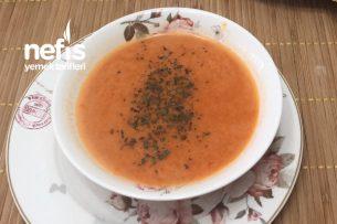 Köz Domates Çorbası Tarifi
