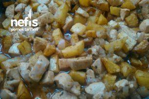 Pratik Patates Tavuk Tarifi