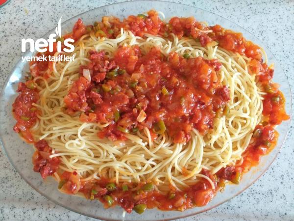 Yedikçe Yedirten Spagettim