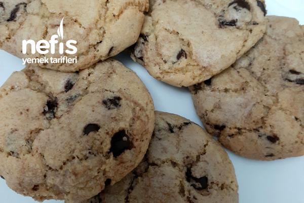 Chocolate Chip Cookie ( Amerikan Kurabiyesi) Tarifi