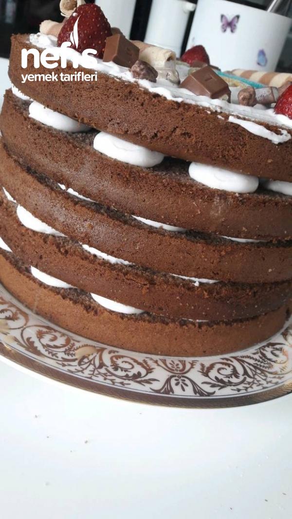 Çok Katlı Tap Tatlı Pasta