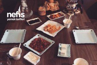 Kahvaltı Fikirleri Tarifi