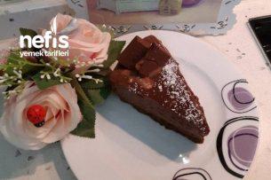 Kalplı Çikolatalı Chescake Tarifi