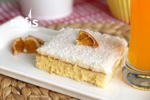 Portakallı Gelin Pastası Tarifi