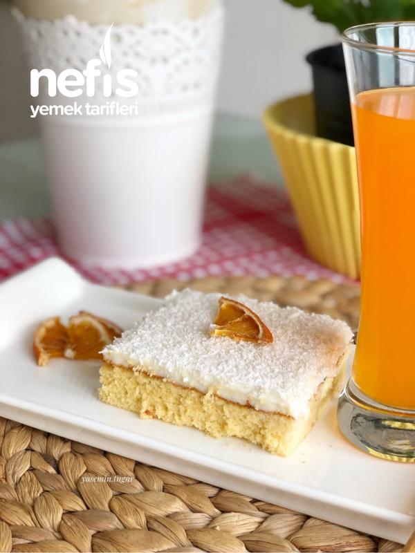 Portakallı Gelin Pastası