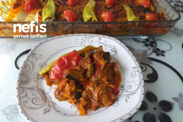 Şehzade Kebabı (Kızartmak Yok) Tarifi