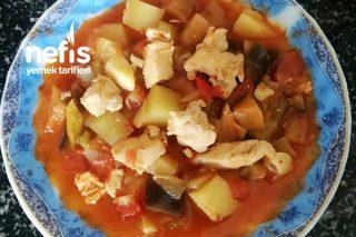 Türlü Yemeği (Tavuklu) Tarifi