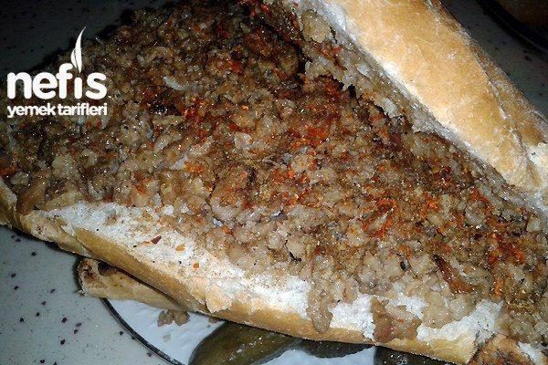 Yarım, Çeyrek, Ekmek Arası Kokoreç Kaç Kalori? Tarifi