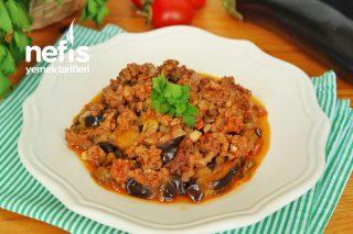 En Lezzetli Tencere Yemeği Patlıcan Musakka Tarifi (videolu)