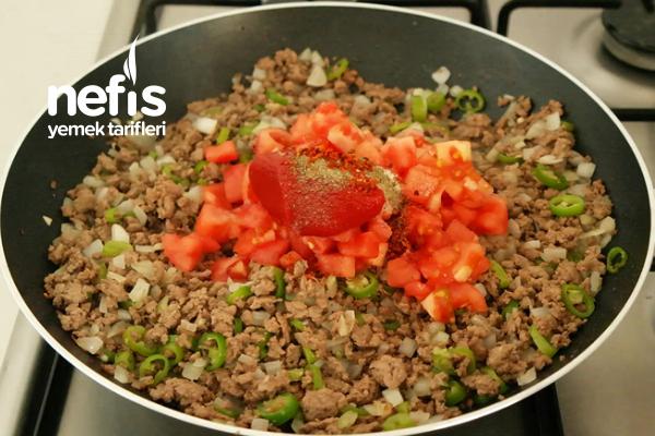 Patlıcan Musakka Yapılışı (videolu) - Nefis Yemek Tarifleri