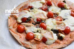 Pratik Yalancı Pizza Tarifi