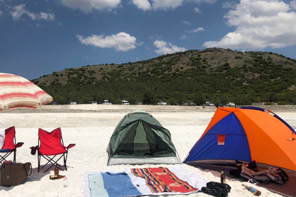 salda gölü kamp alanları ile ilgili görsel sonucu