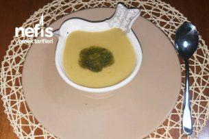 Süzme Mercimek Çorbası (7 Dakikada Şipşak Hazır) Tarifi