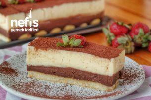 10 Dakikada Muhteşem Yaz Pastası (Videolu) Tarifi