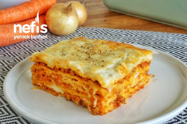 Gerçek İtalyan Lazanya Bolonez Tarifi / Lasagne Bolognese