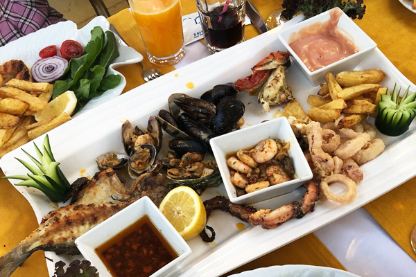 liman restaurant ömerin yeri