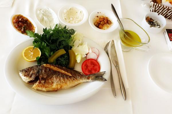 nil balık restaurant