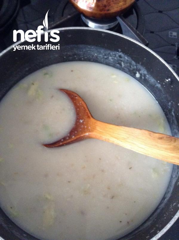 Asya'nın Tarhana Çorbası
