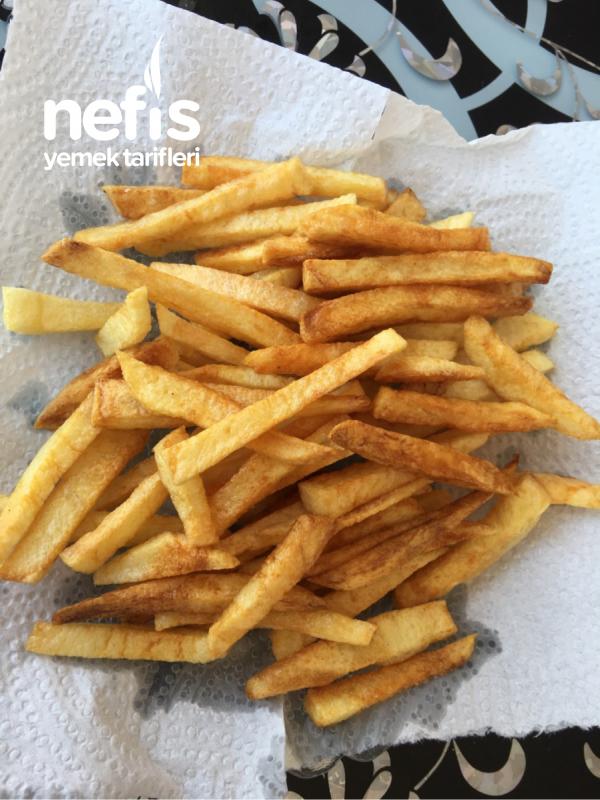 Nefis Çıtır Çıtır Patates Kızartması