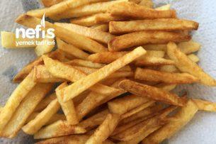 Nefis Çıtır Çıtır Patates Kızartması Tarifi