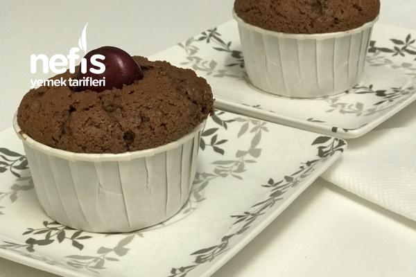 Toz Pudingli Muffin Tarifi