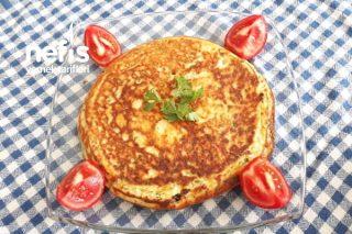10 Dakika Kahvaltıya Harika Börek Tarifi
