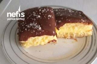 Creme Ole İle Muhteşem Pasta ( Çok Pratik ) Tarifi
