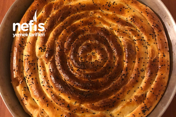 El Açması Patatesli Börek Tarifi