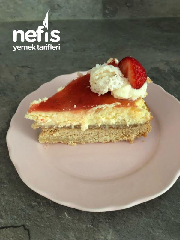 Hindistancevizli (rafaellolu) Cheesecake