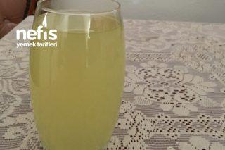 Kavun Ve Limonun Karışık Meyve Suyu Tarifi