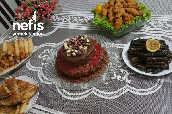 Minik Doğum Günü Kutlaması Tarifi