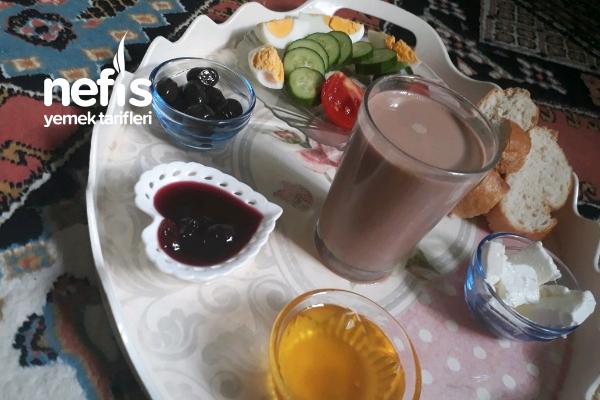Muhteşem Kahvaltı Tabağı Tarifi