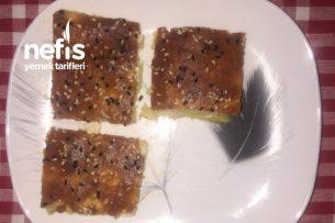 Peynirli Patatesli Yumuşacık Kek Tarifi