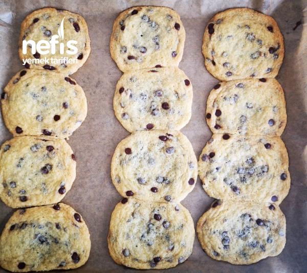 3 Aşamada Subway Cookie