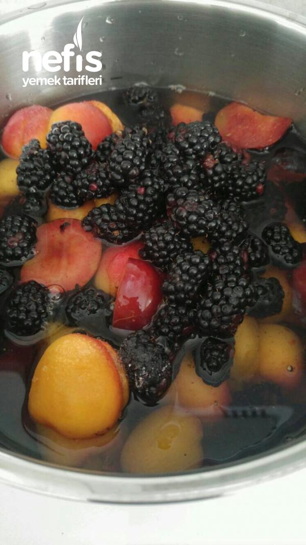 Doğal Meyve Suyum