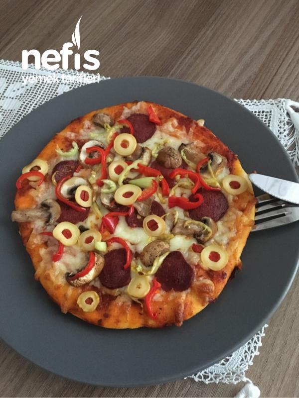 İki Kişilik Pizza