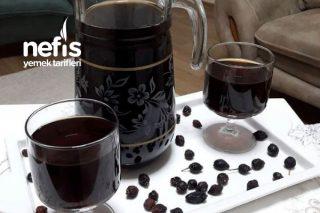 Kuşburnu Meyve Suyu (Vitamin Deposu) Tarifi