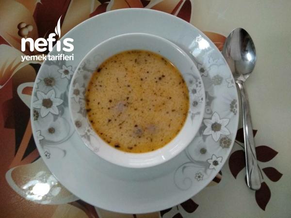 Lokanta Usulü Tavuk Suyu Çorba (hasta Çorbası)