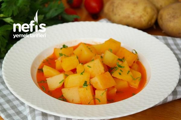 Patates Yemeğinin Yanına İyi Giden Videolu 10 Tarif Tarifi