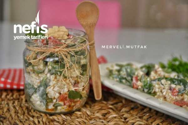 Semizotlu Gün Salatası