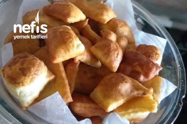 Yağ Çekmeyen Bitlis Çöreği Tarifi
