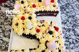5 Rakamlı Doğum Günü Pastası Tarifi