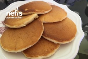 Kahvaltıların Şahı Pankek Tarifi
