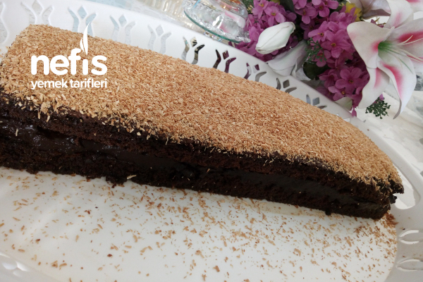 Kahveli Pasta (Kahve Aşıklarına) Tarifi
