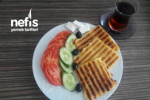 Patates Tostu ( Kahvaltı Yanına ) Tarifi